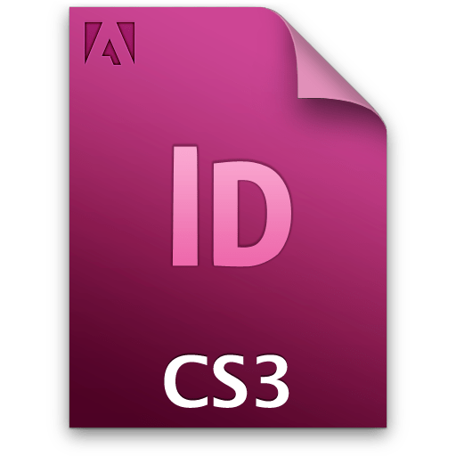 Adobe InDesign CS3 File
