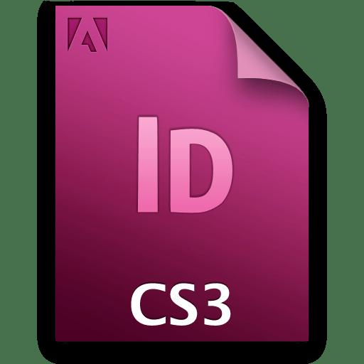 Adobe InDesign CS3 File